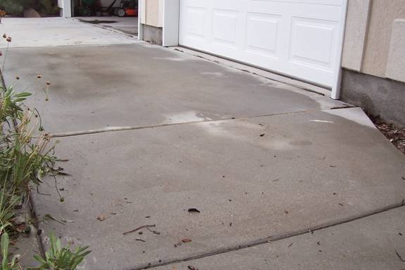 After our Utah concrete lifting repair service